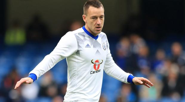 Chelsea captain John Terry has been backed to to go into management