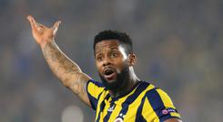 Sunderland boss David Moyes has criticised Jermain Lens (pictured), who is on loan at Fenerbahce