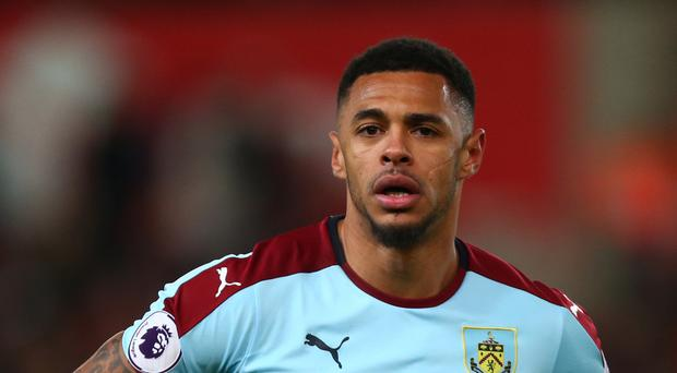 Andre Gray has scored five Premier League goals this term