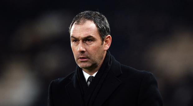 Paul Clement's first Premier League game in charge of Swansea is against Arsenal on Saturday.