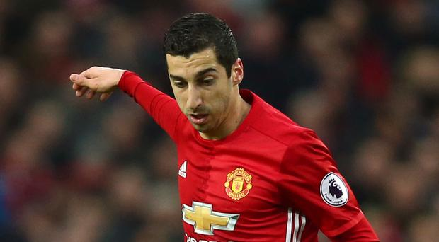 Henrikh Mkhitaryan has been key in Manchester United's upturn