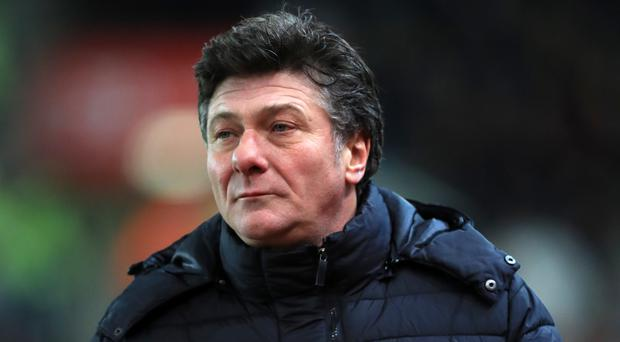 Walter Mazzarri insists he is not feeling the pressure at Watford
