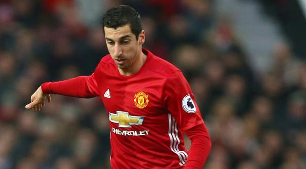 Henrikh Mkhitaryan thinks United have excellent depth in their squad