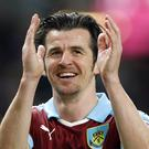 Joey Barton's return to Turf Moor is off to a good start