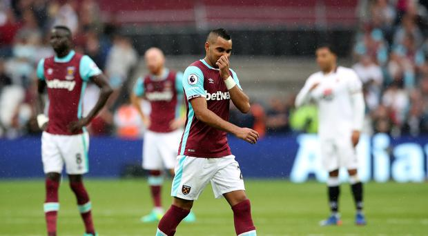 Dimitri Payet told West Ham last week that he no longer wants to play for the club