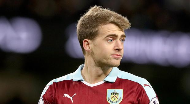 Middlesbrough target Patrick Bamford spent the first half of the season on loan at Burnley