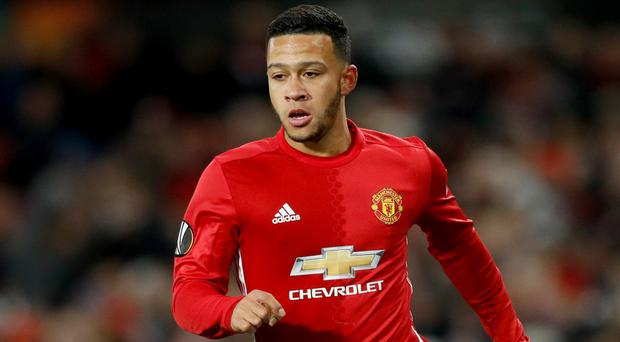 Memphis Depay's Manchester United career appears to be over