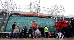 Sevilla and Manchester United have engaged in a war of words over tickets