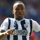 Stoke have had an offer for Saido Berahino accepted by West Brom