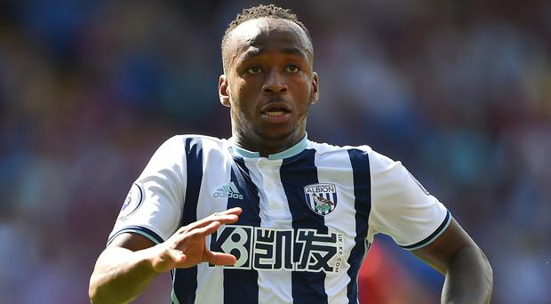 Saido Berahino has completed his move to Stoke
