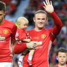 Wayne Rooney's testimonial was a sell out in August