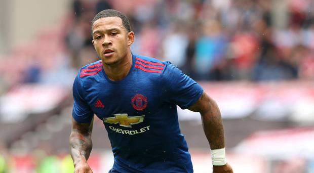 Memphis Depay will have an early chance to make an impression at Lyon