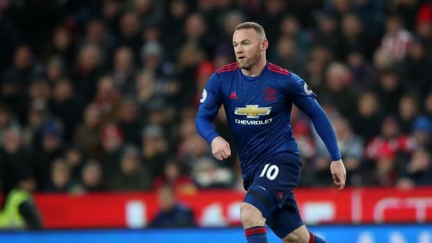 efc1ca89a5c Manchester United s Wayne Rooney is the club s all-time leading scorer