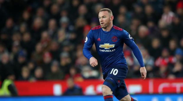Manchester United's Wayne Rooney is the club's all-time leading scorer