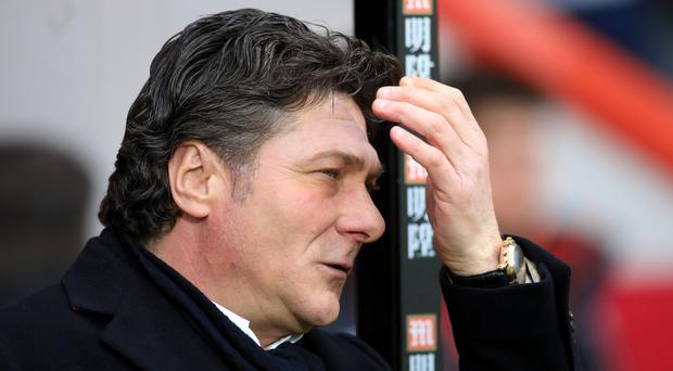 Watford boss Walter Mazzarri was disappointed to come away from Bournmouth with only one point