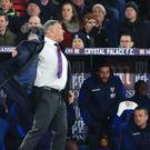 Crystal Palace manager Sam Allardyce said Everton's winning goal was offside