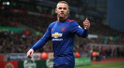 Wayne Rooney misses Leicester match