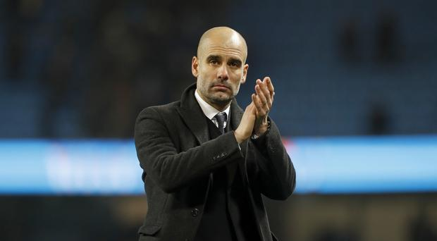 Manchester City manager Pep Guardiola criticised his misfiring attack after they failed to see off Tottenham