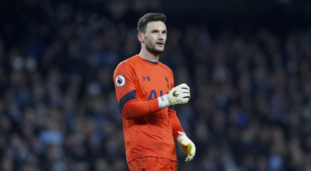 Hugo Lloris praised Tottenham's spirit in their draw with Manchester City
