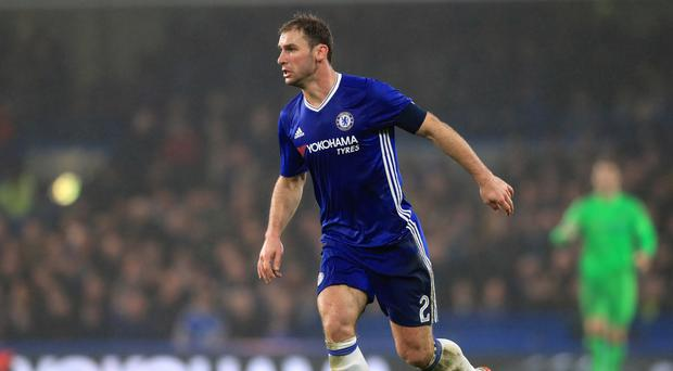 Branislav Ivanovic has been linked with Everton in today's papers