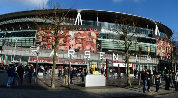 Arsenal moved to the Emirates Stadium in 2006