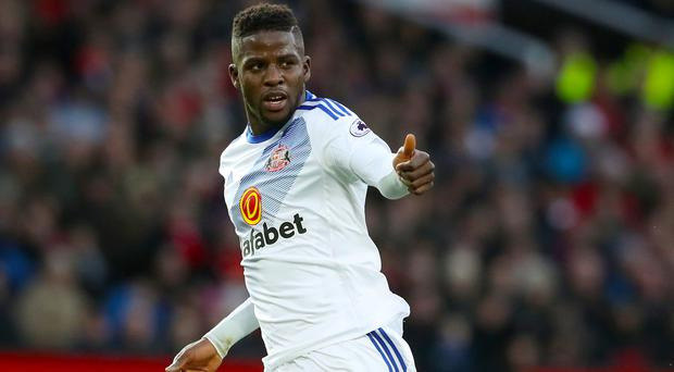 Papy Djilobodji is facing a ban for violent conduct