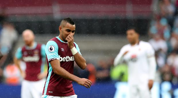 Dimitri Payet forced a move away from West Ham