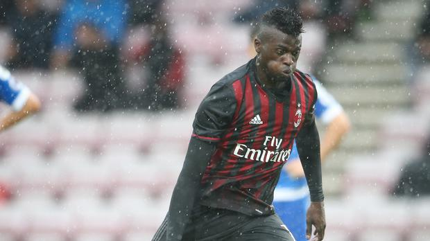 Former France Under-21 international Mbaye Niang has swapped Milan for Watford