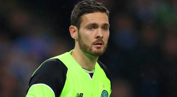 Celtic goalkeeper Craig Gordon. Photo: PA
