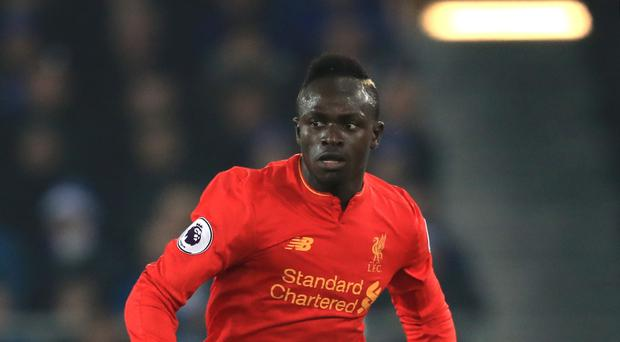 Sadio Mane could return for Liverpool on Tuesday