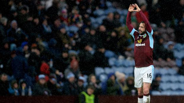 Steven Defour signed a three-year deal with Burnley in the summer