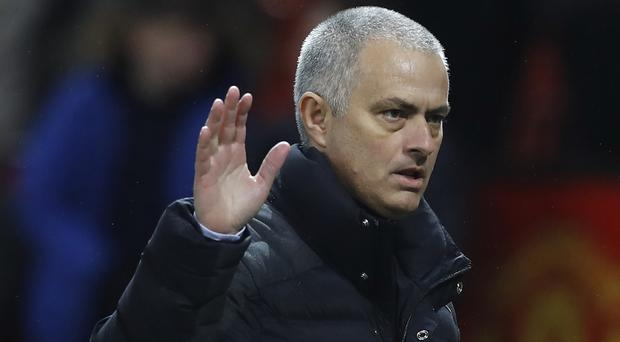 Manchester United manager Jose Mourinho says he was the subject of an approach from China