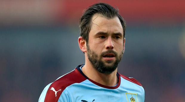 Burnley boss Sean Dyche insists he has no issue with Steven Defour