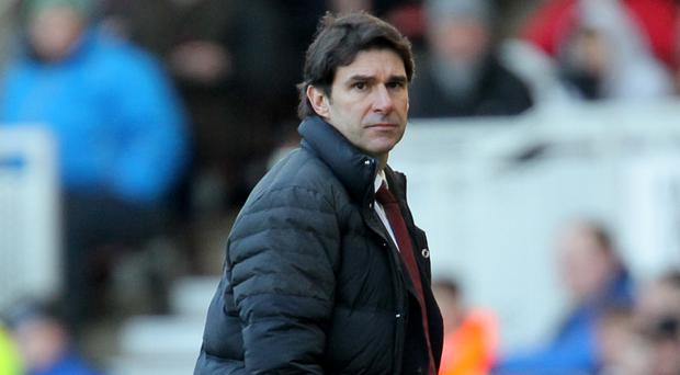 Aitor Karanka is disappointed at his club's lack of new signings