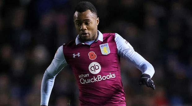 Jordan Ayew is set to join Swansea from Aston Villa