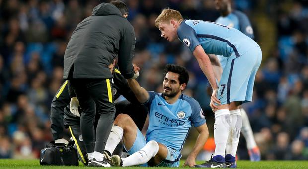 Manchester City have paid the most wages for injured players in the Premier League this season