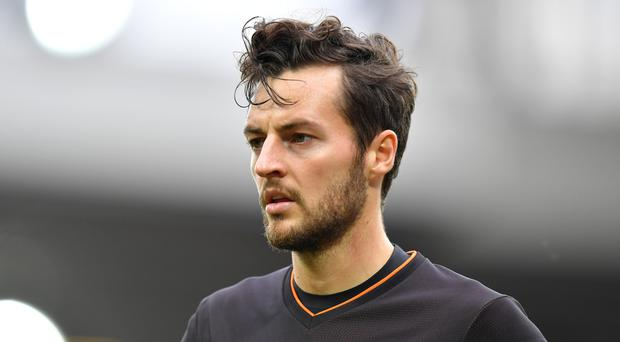 Hull midfielder Ryan Mason has been allowed home