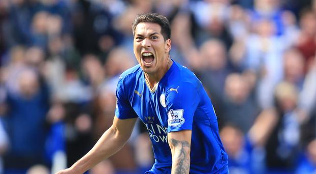 Leonardo Ulloa wants to leave Leicester