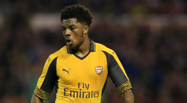 Chuba Akpom will hope to make it two promotions to the Premier League in as many seasons
