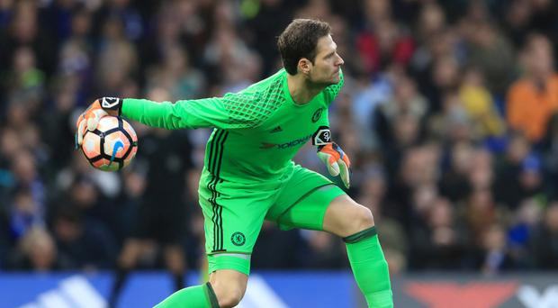 Chelsea goalkeeper Asmir Begovic was denied a move to Bournemouth, according to today's papers