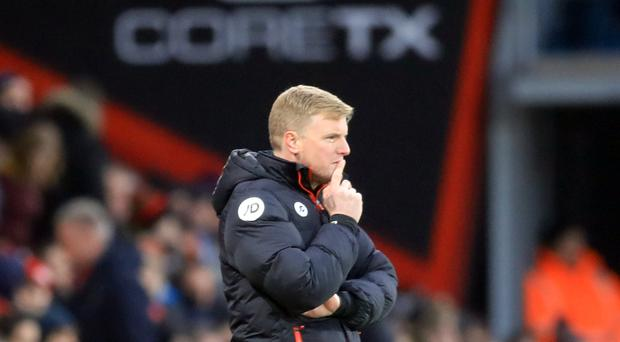 AFC Bournemouth manager Eddie Howe is confident in his team despite the lack of signings in the January transfer window