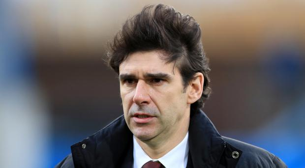 Aitor Karanka is enthused by Middlesbrough's spirit despite their six-match winless run in the Premier League