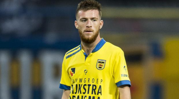 Jack Byrne's stock rose last year when he shone in Holland on a loan spell with Cambuur