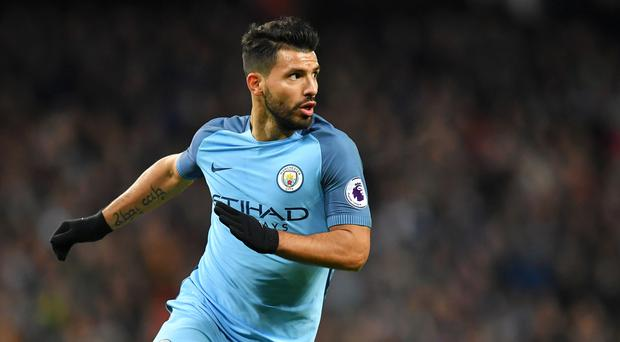 Could Sergio Aguero be heading for the Emirates Stadium exit?