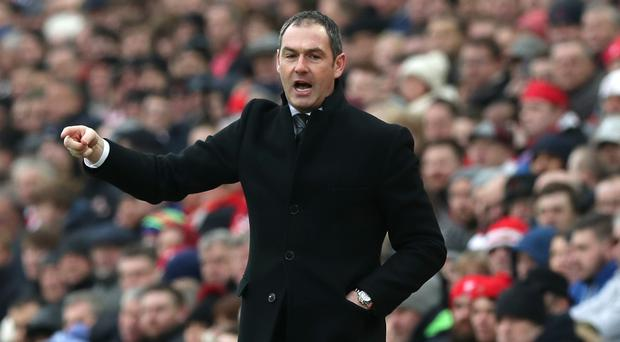 Swansea boss Paul Clement is set to renew battle with old foe Pep Guardiola on Sunday