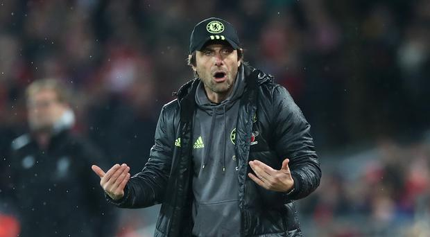 Antonio Conte admitted to being shocked by the defeat to Arsenal
