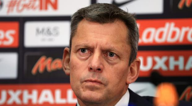Martin Glenn took up the role of FA chief executive in May 2015