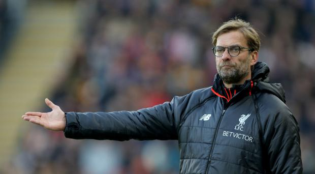 Jurgen Klopp's Liverpool have endured a miserable start to 2017