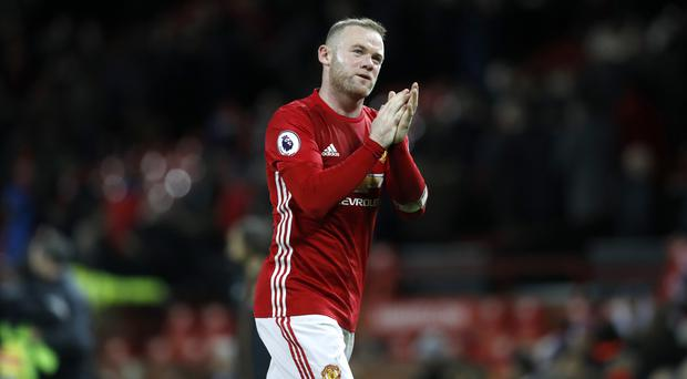 Manchester United captain Wayne Rooney missed the game at Leicester through illness