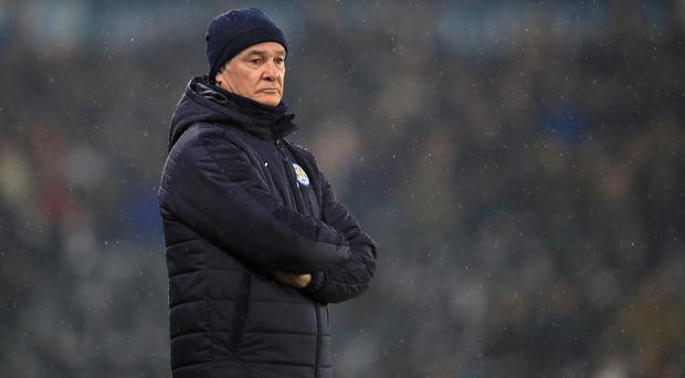 Claudio Ranieri has found himself under pressure just months after winning the Premier League title